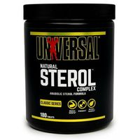 Tribulusy i ZMA, Universal Nutrition Natural Sterol Complex 180tab