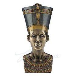 SZKATUŁKA POPIERSIE EGISPSKIEJ KRÓLOWEJ NEFERTETE VERONESE (WU77179A4)