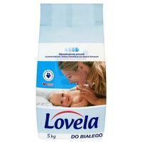 Proszki do prania, Lovela Proszek do prania dla niemowląt biały 5kg