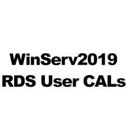 Windows Server 2019 RDS 1 User Cal