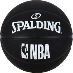 Piłka koszykowa NBA Spalding czarna - r. 7
