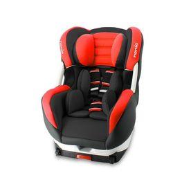 Nania fotelik ERIS (COSMO) ISO PREMIUM BLACK, czerwony - BEZPŁATNY ODBIÓR: WROCŁAW!