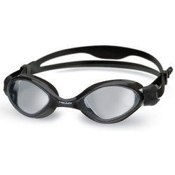 Head Tiger Mid Okulary pływackie czarny Okulary do pływania