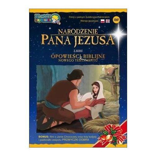 Filmy religijne i teologiczne, Narodzenie Pana Jezusa - film DVD