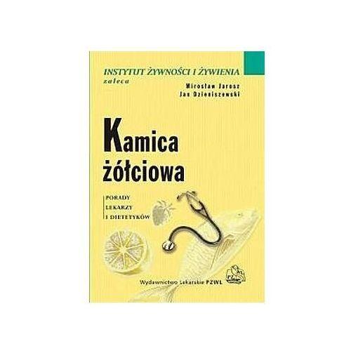 Książki medyczne, Kamica żółciowa. Seria Instytut Żywności i Żywienia Zaleca (opr. miękka)