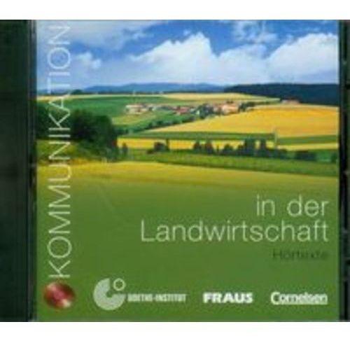 Książki do nauki języka, Kommunikation in der Landwirtschaft Hortexte CD