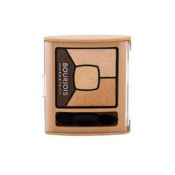 BOURJOIS Paris Smoky Stories Quad Eyeshadow Palette cienie do powiek 3,2 g dla kobiet 16 I Gold It