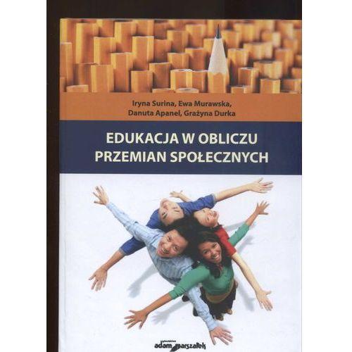 Książki dla dzieci, Edukacja w obliczu przemian społecznych (opr. twarda)