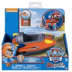 Spin Master PSI PATROL Morski Patrol Pojazd tematyczny Zuma