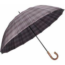 bugatti Doorman Parasol na kiju, długi 105 cm black/grey ZAPISZ SIĘ DO NASZEGO NEWSLETTERA, A OTRZYMASZ VOUCHER Z 15% ZNIŻKĄ