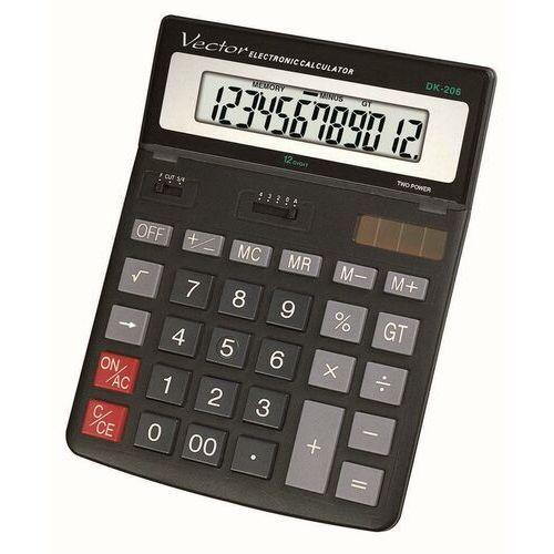 Kalkulatory, Kalkulator VECTOR DK-206