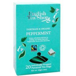 ETS Peppermint 20 piramidek