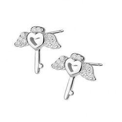 Biżuteria damska INFINITY YFKK0051 Kolczyki srebrne