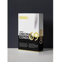Prezerwatywy, Prezerwatywy EGZO tradicional condom ORIGINAL 3pc