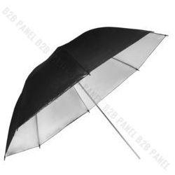 GlareOne Parasolka srebrna 100 cm