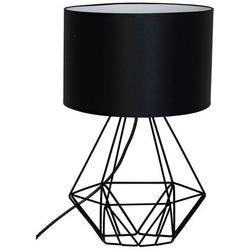 Lampa stołowa BASKET NEW 1xE27/60W/230V czarny
