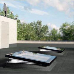 Okno do płaskiego dachu Fakro DEF DU6 90x90