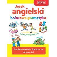 Książki do nauki języka, Język angielski - kolorowa gramatyka MP3 - Martina Kutalova (opr. broszurowa)