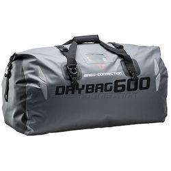 TORBA DRYBAG 600 WODOSZCZELNA GREY/BLACK 60L SW-MOTECH