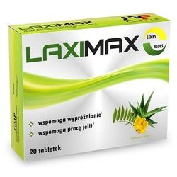Laximax x 20 tabletek