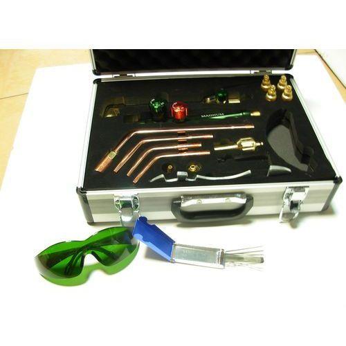 Pozostałe narzędzia spawalnicze, Palnik uniwersalny do cięcia lub spawania propanem CW-RB11-P