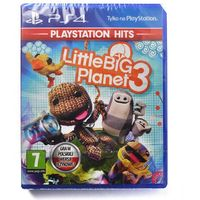 Gry PS4, Little Big Planet 3 (PS4)