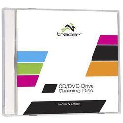 Płyta czyszcząca TRACER do napędu CD/DVD