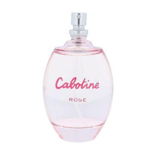 Testery zapachów dla kobiet, Gres Cabotine Rose woda toaletowa 100 ml tester dla kobiet