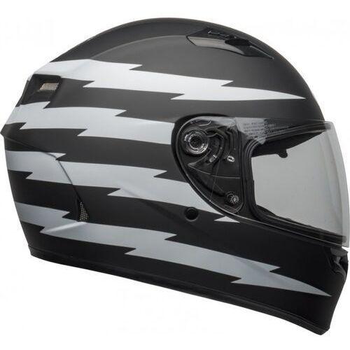 Kaski motocyklowe, Bell kask integralny qualifier z-ray matte black/w