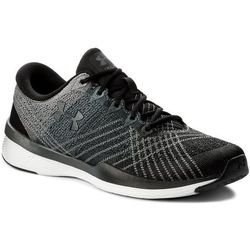 Buty UNDER ARMOUR - Ua W Threadborne Push Tr 1296206-001 Blk/Stl/Sty