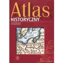 ATLAS HISTORYCZNY GIMNAZJUM WSIP (opr. miękka)