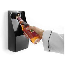 Otwieracz do butelek z pojemnikiem na kapsle | 135x70x(H)295mm