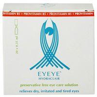 Płyny pielęgnacyjne do soczewek, Eyeye Hydraclair z prowitaminą B5 20x0,35 ml