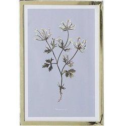 Dekoracja ścienna Flora 30 x 20 cm krwawnik