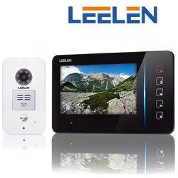 """Leelen LEELEN Wideodomofon 7"""" N60/No15pc+3xbrelok (z czytnikiem) N60_No15pc - Autoryzowany partner Leelen, Automatyczne rabaty."""