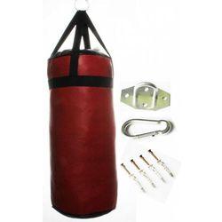 Worek bokserski do zawieszenia, 9kg + MOCOWANIE