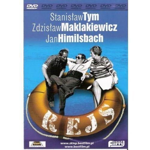 Filmy komediowe, Rejs (DVD) - Marek Piwowski, Janusz Głowacki DARMOWA DOSTAWA KIOSK RUCHU