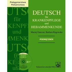 Deutsch für Krankenpflege und Hebammenkunde (opr. miękka)
