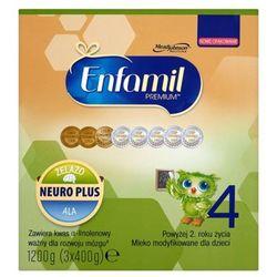 ENFAMIL 1200g Premium 4 Mleko modyfikowane dla dzieci powyżej 2. roku życia