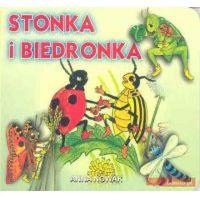 Książki dla dzieci, Klasyka Wierszyka - Stonka i biedronka. LIWONA (opr. twarda)