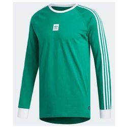 koszulka ADIDAS - Ls Cali Bb Tee Bold Green/White (BOLD GRN/WHT)