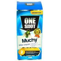 Środki i akcesoria przeciwko owadom, Preparat na muchy. Środek na muchy. ONE SHOT 2 koncentrat 250ml=18l.