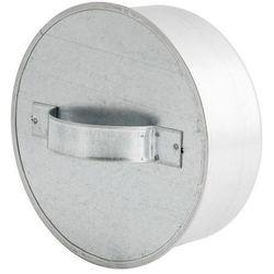 Zaślepka trójnika 110 mm ocynk