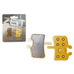 Okładziny metaliczne-spiekane ZEIT DK-41S do hamulców tarczowych Hayes MX1 & MX0