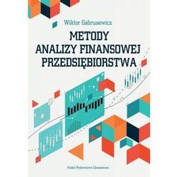 Metody analizy finansowej przedsiębiorstwa (opr. miękka)