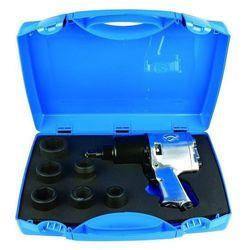 Klucz udarowy UNIOR pneumatyczny z nasadkami 342