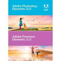 Programy graficzne i CAD, Adobe Photoshop Elements 2021 & Premiere Elements 202 WIN/MAC