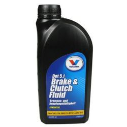 Valvoline Brake & Clutch Fluid DOT 5.1 1 Litr Puszka