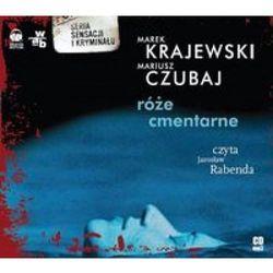Róże Cmentarne. Książka Audio Cd Mp3