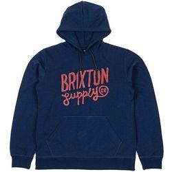 bluza BRIXTON - Franklin Hooded Fleece Navy (0803)